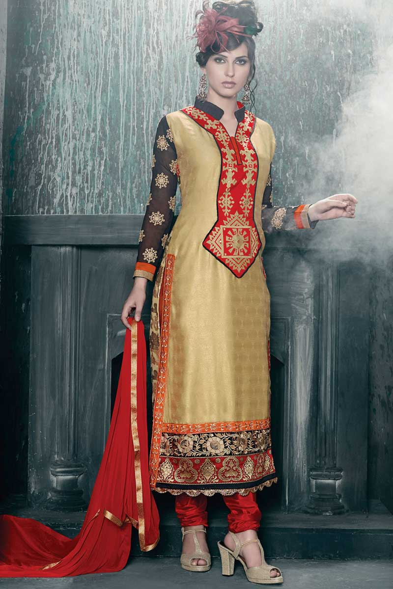 Latest Party Wear Dresses Collection By Daman - raveitsafe
