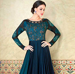 54b963fb64 Plus size Indian Outfits for Women | Buy latest designer ethnic wear