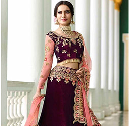 996c05e4ba43 Latest collection of wedding wear ethnic outfits and dresses for women.  Shop Now!