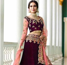Mehndi Dresses Online | Pre Wedding Mehndi Dress Shopping