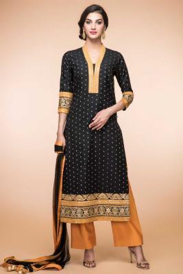 8cb14b77 Black Kohra Silk Trouser Suit With Dupatta$ 74$ 150View Details · Party Wear  ...